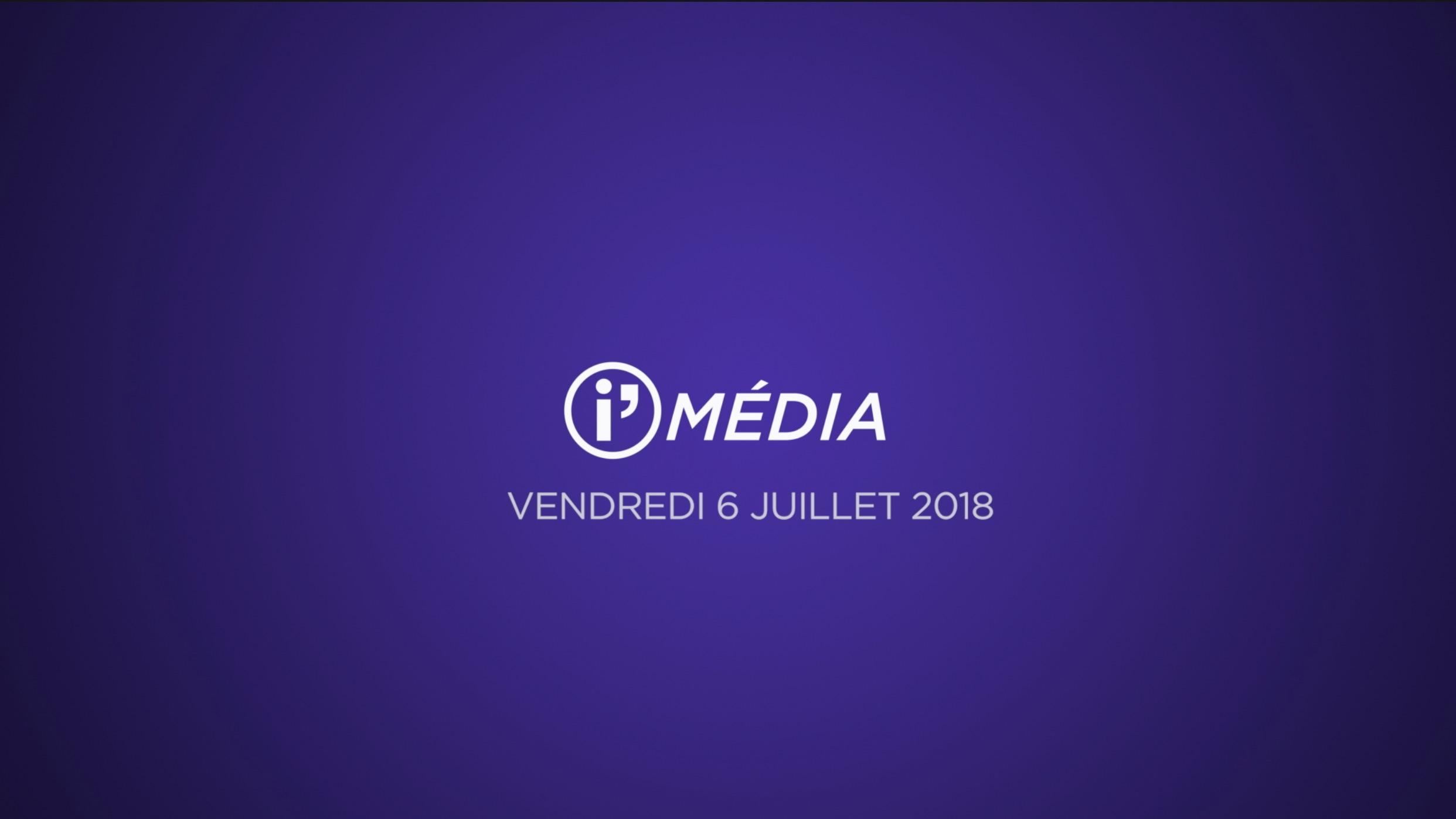 imédia – 6 juillet 2018