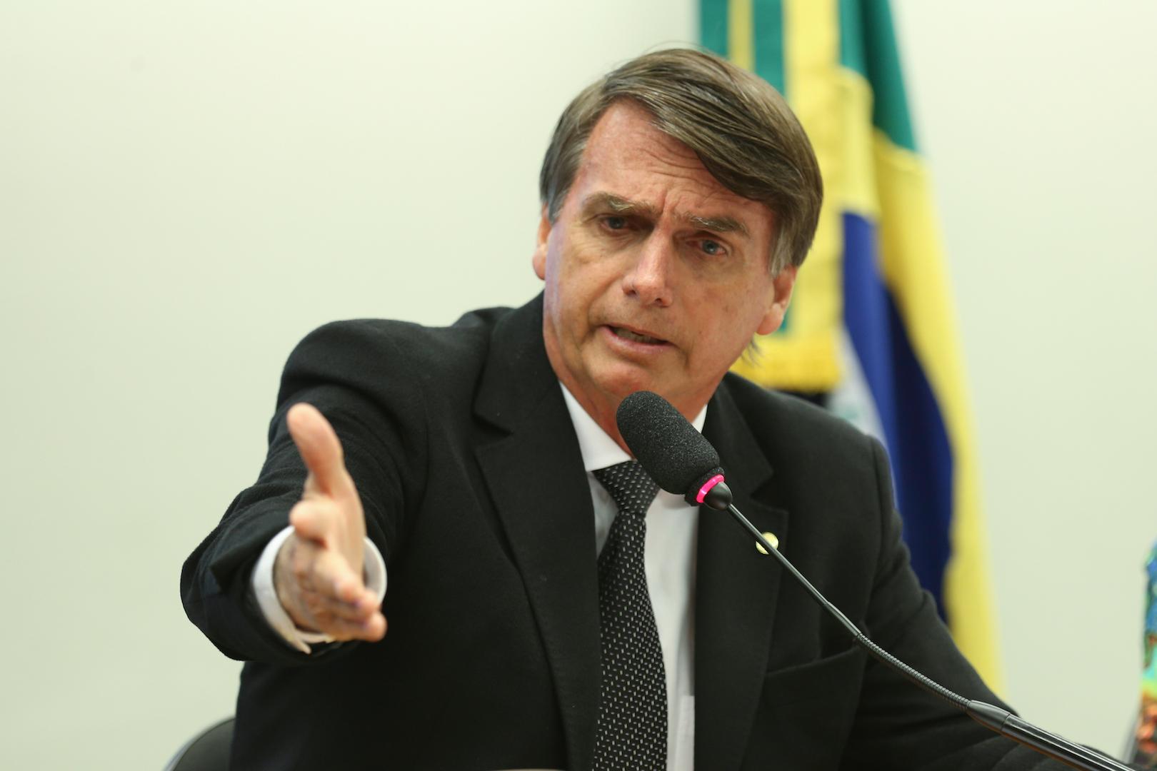 Conselho de Ética rejeita processo contra Jair Bolsonaro