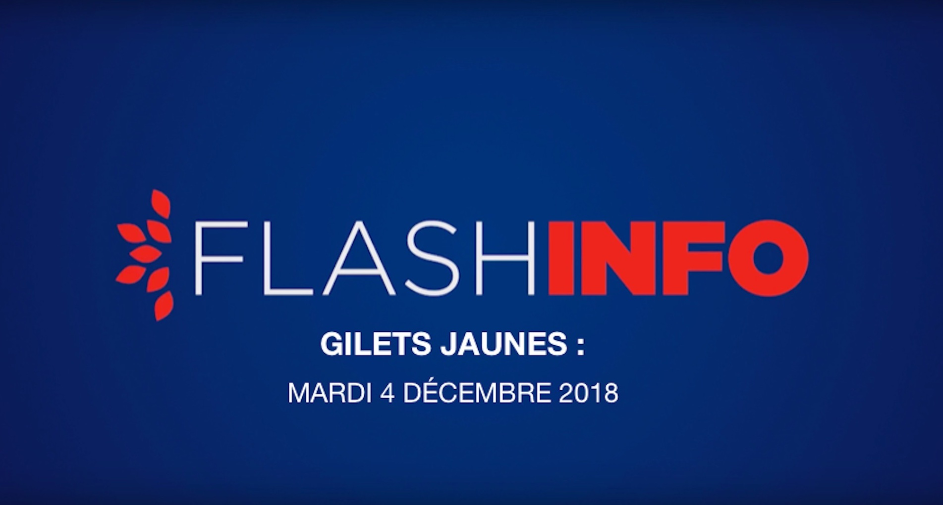 Flash info 041218