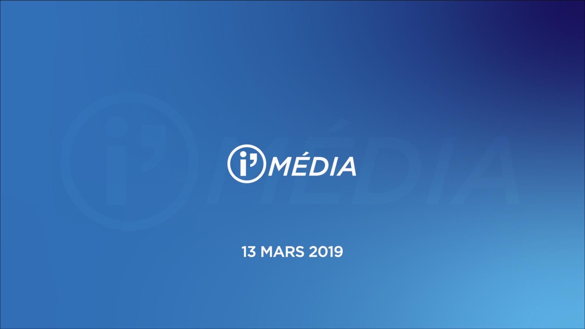 I Média 13 mars 2019