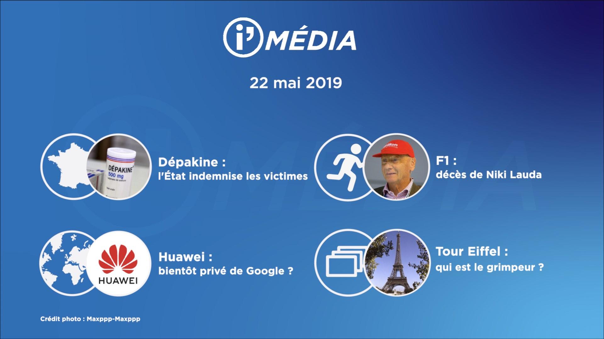I'Média 22 mai 2019