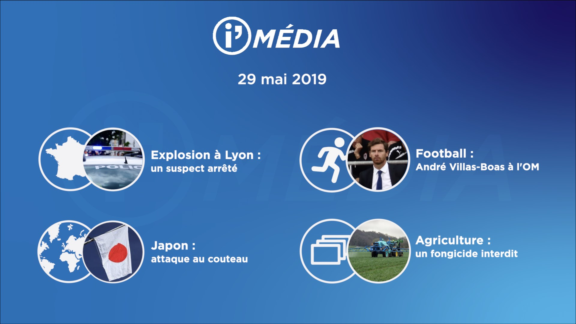 I'Média 29 mai 2019