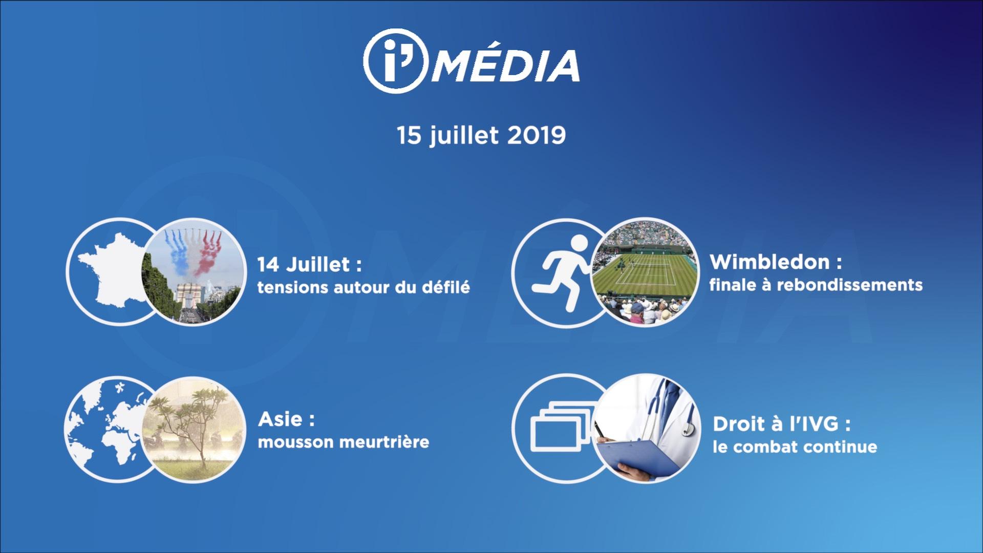 I'média 15juillet2019