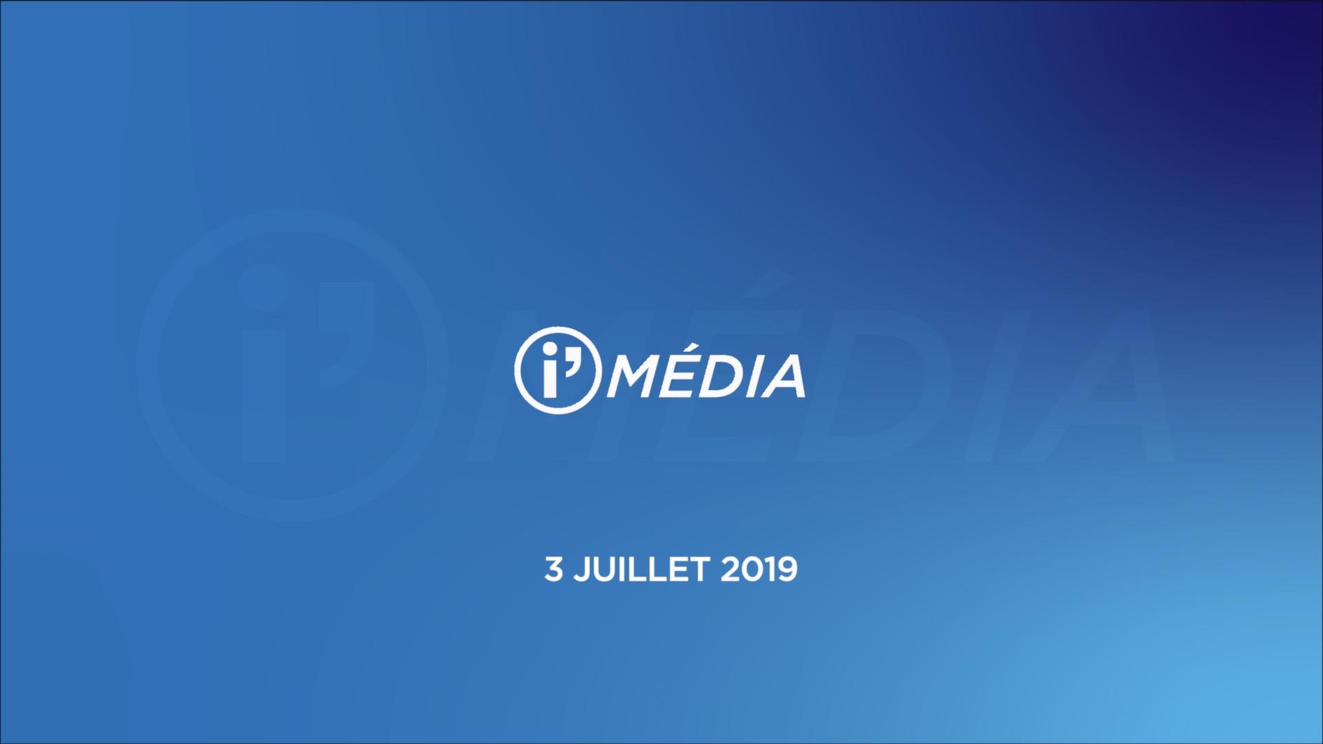 I'média 3 juillet 2019