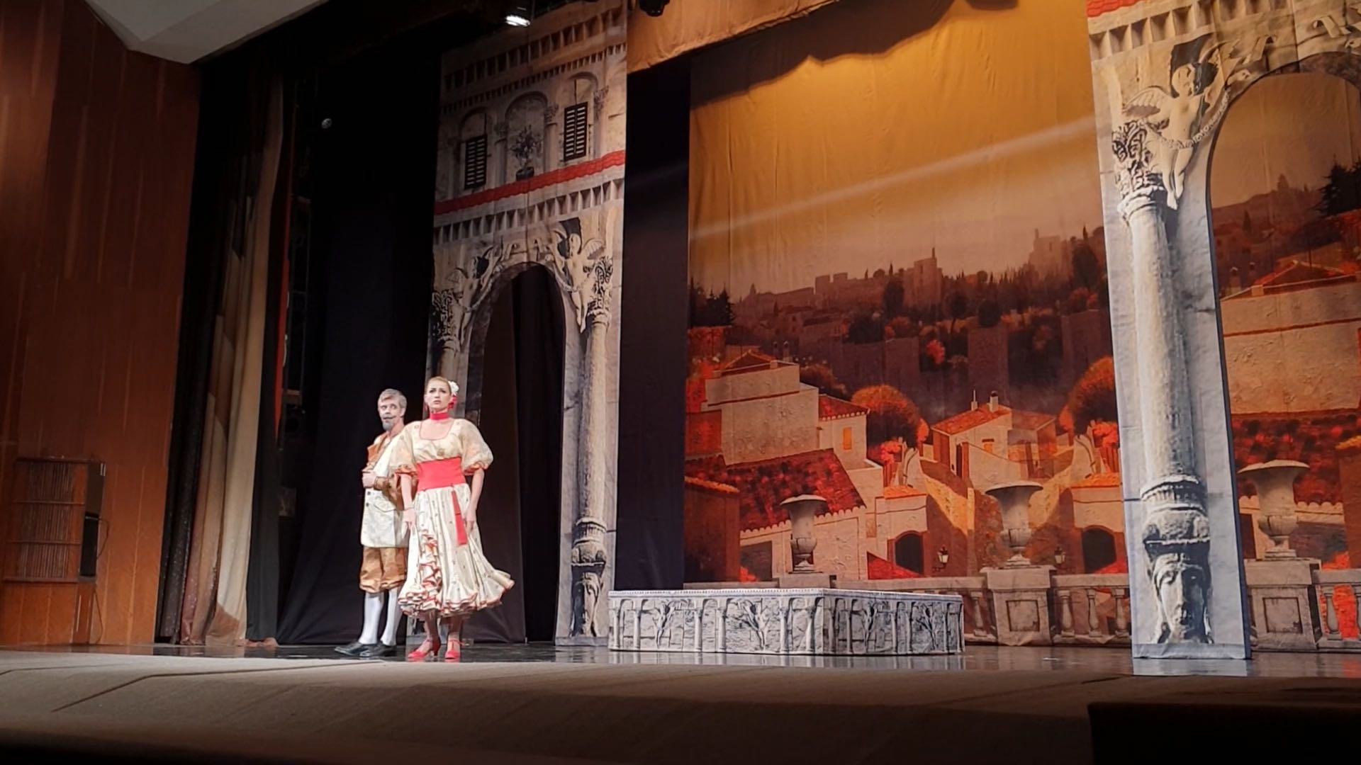 RL théâtre russe