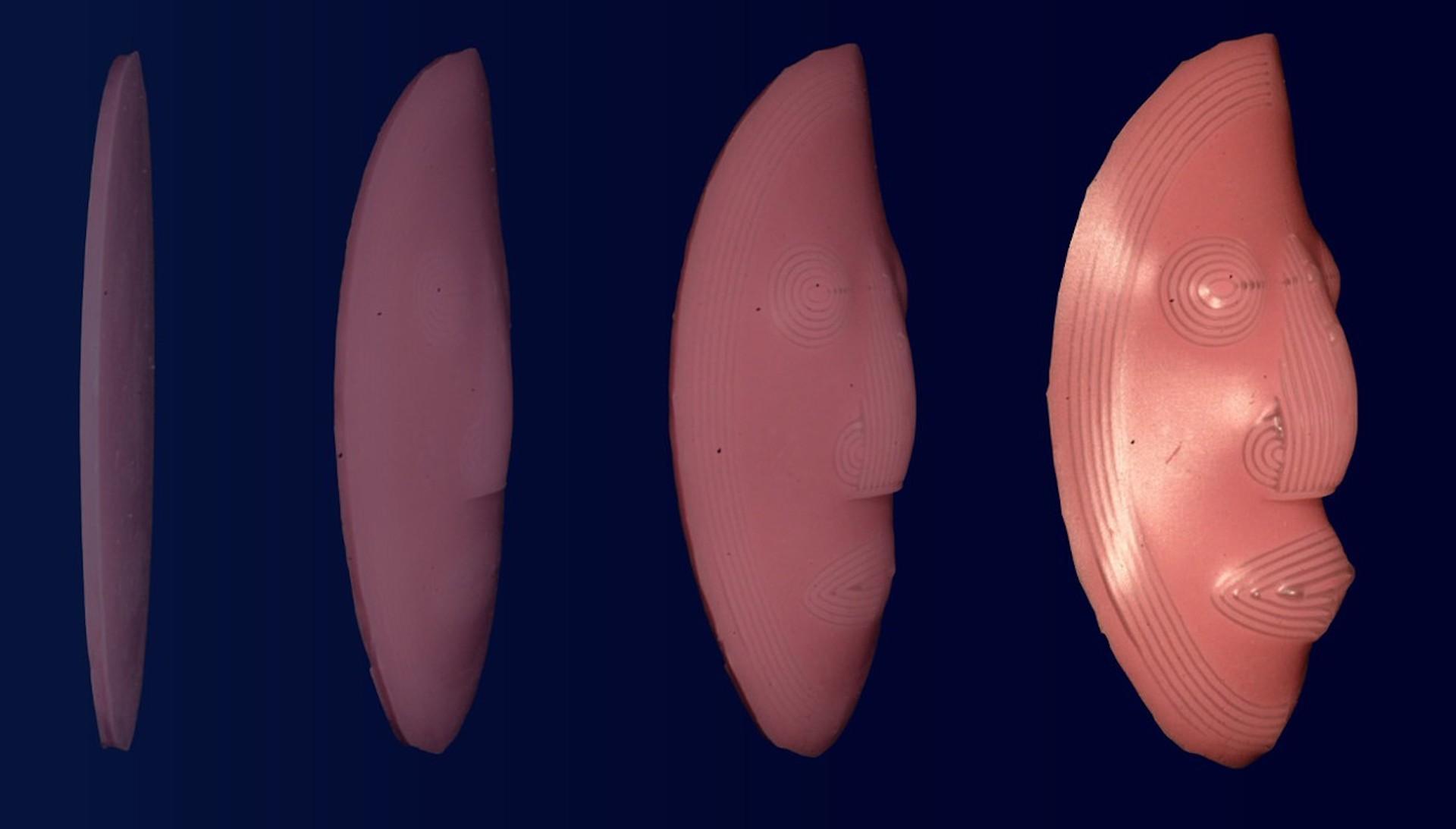 Baromorphe visage