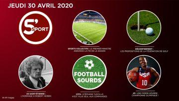 Sommaire_5S_2020-04-AVRIL-30_5'sport-N°017_V2