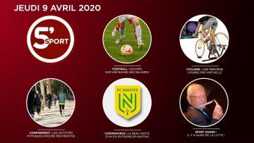 Sommaire_5S_2020-04-AVRIL-3_5'sport-N°013_V