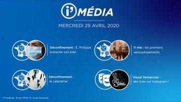 Sommaire_IM_2020-04-AVRIL-29_i_Média_du_MERCREDI_29_AVRIL_2020_N°78_V3