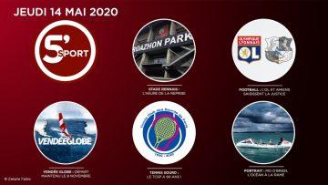 Sommaire_5S_2020-05-MAI-14_5'sport-N°19_V2