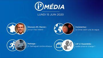 SOMMAIRE_IM_2020-06-JUIN-15_i_Média_du_LUNDI_15_JUIN-N°90_V2