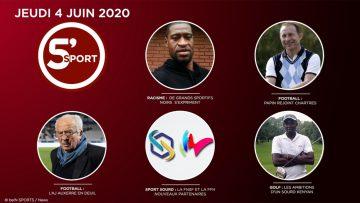 Sommaire_5S_2020-06-JUIN-04_5'sport-N°21_V2