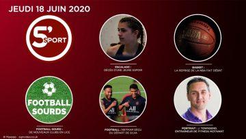 Sommaire_5S_2020-06-JUIN-18_5'sport-N°23_V1