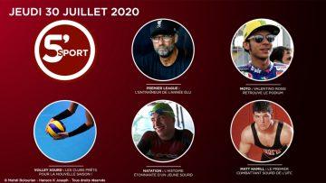 Sommaire_5S_2020-07-JUILLET-30_5sport-N°29_V3