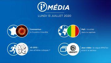 Sommaire_IM_2020-07-JUILLET-13_i'Média du LUNDI 13 JUILLET-N°98_V2