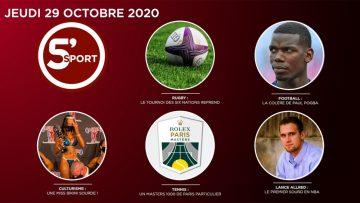 Sommaire_5S_2020-10-OCTOBRE-29_5_sport-N°38_V5