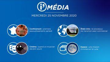 Sommaire_IM_2020-11-NOVEMBRE-25_i_Média_du_MERCREDI_25_NOVEMBRE-N°132_V2