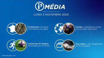 Sommaire_IM_2020-11-NOVEMBRE-2_i_Média_du_LUNDI_2_NOVEMBRE-N°126_V3
