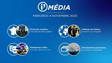 Sommaire_IM_2020-11-NOVEMBRE-7_i_Média_du_MERCREDI_4_NOVEMBRE-N°127_V2