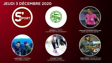 SOMMAIRE_5S_2020-12-DÉCEMBRE-3_5sport-N°42_V2