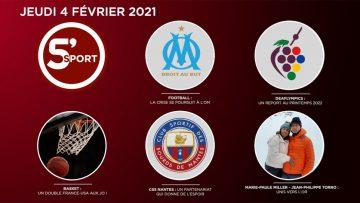 SOMMAIRE_5S_2021-02-FÉVRIER-04_5_sport-N°50_V1