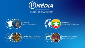 Sommaire_IM_2021-03-MARS-29_i_Média_-_Lundi_29_mars_2021-N°166_V1