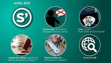 Sommaire_SN_2021-04-AVRIL-01_SNEWS-N°7-Avril-2021_V2