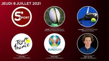 SOMMAIRE_5S_2021-07-JUILLET-07_5_sport-N°71_V2