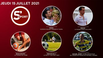 SOMMAIRE_5S_2021-07-JUILLET-15_5_sport-N°72_V1